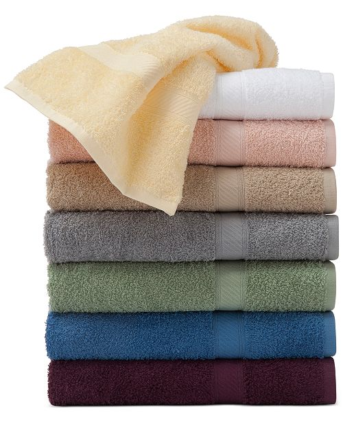Westpoint CLOSEOUT! Martex Endless Color Towel Collection, Created for Macy's