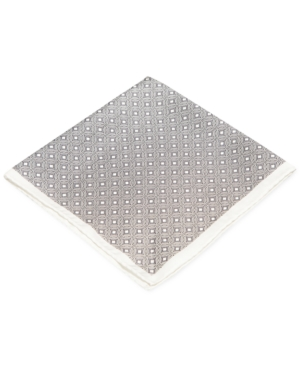 Ryan Seacrest Distinction Pacific Geo Pocket Square, Only at Macy's