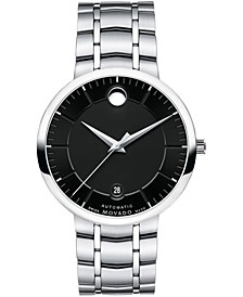Unisex Swiss Automatic 1881 Automatic Stainless Steel Bracelet Watch 39mm