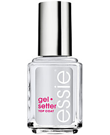 essie gel-setter top coat