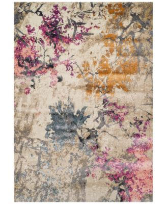 Dalyn Modern Abstracts Impressions Ivory Area Rugs