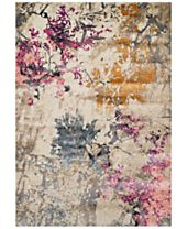 CLOSEOUT! Dalyn Modern Abstracts Impressions Ivory Area Rugs