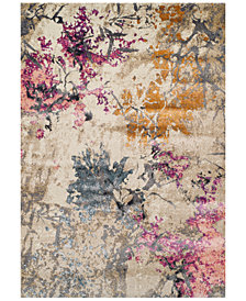 "CLOSEOUT! Dalyn Modern Abstracts Impressions Ivory 3'3"" x 5'1"" Area Rug"