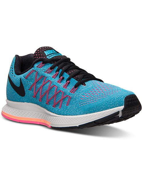 best loved 1097f bab60 ... Nike Women s Zoom Pegasus 32 Running Sneakers from Finish ...