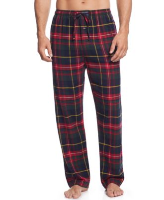 Polo Ralph Lauren Men's Plaid Flannel Pajama Pants