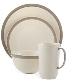 Dinnerware Gradients Linen Collection