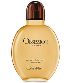 Calvin Klein OBSESSION for men Fragrance Collection