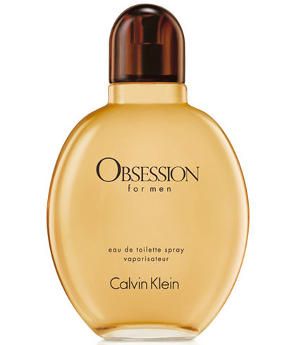Calvin Klein OBSESSION for men Eau de Toilette, 6.7 oz