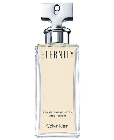 Calvin Klein ETERNITY Eau de Parfum, 3.4 oz