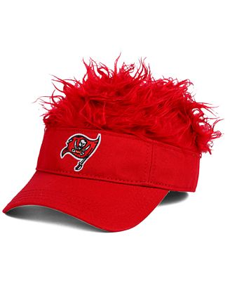 Concept One Tampa Bay Buccaneers Flair Hair Visor
