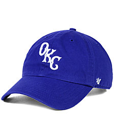 '47 Brand Oklahoma City Dodgers Clean Up Cap