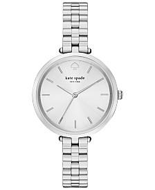 kate spade new york Women's Holland Stainless Steel Bracelet Watch 34mm 1YRU0859