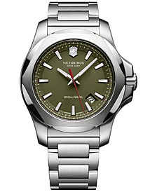 Men's I.N.O.X. Stainless Steel Bracelet Watch 43mm 241725.1