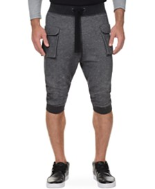 2(x)ist Athleisure Men's Cropped Cargo Pants