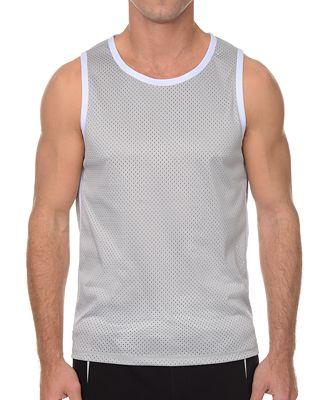 2(x)ist Athleisure Men's Mesh Muscle Tank
