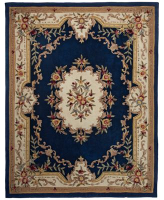 CLOSEOUT! Majesty Aubusson 4' x 6' Area Rug, Created for Macy's