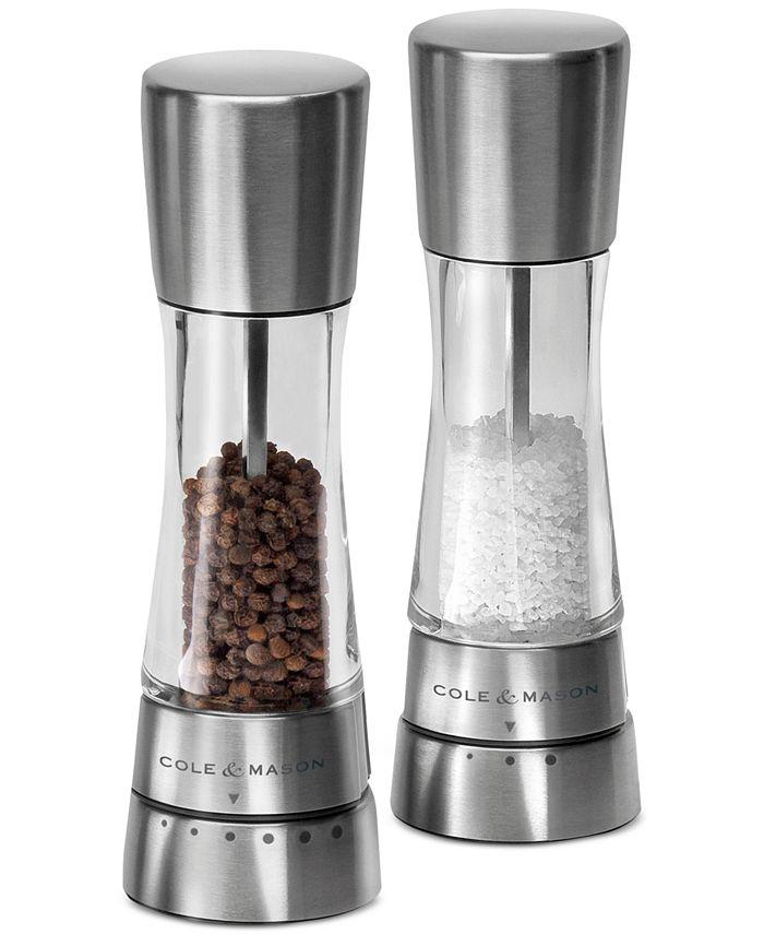 Cole & Mason - Derwent Salt & Pepper Mill Set