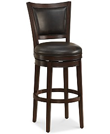 Shae Bar Height Bar Stool, Quick Ship