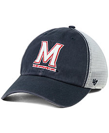 '47 Brand Maryland Terrapins Stretch-Fit Griffin Cap