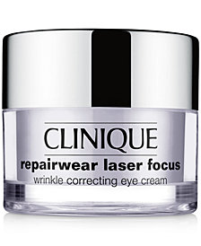 Clinique Repairwear Laser Focus Wrinkle Correcting Eye Cream, 0.5 oz