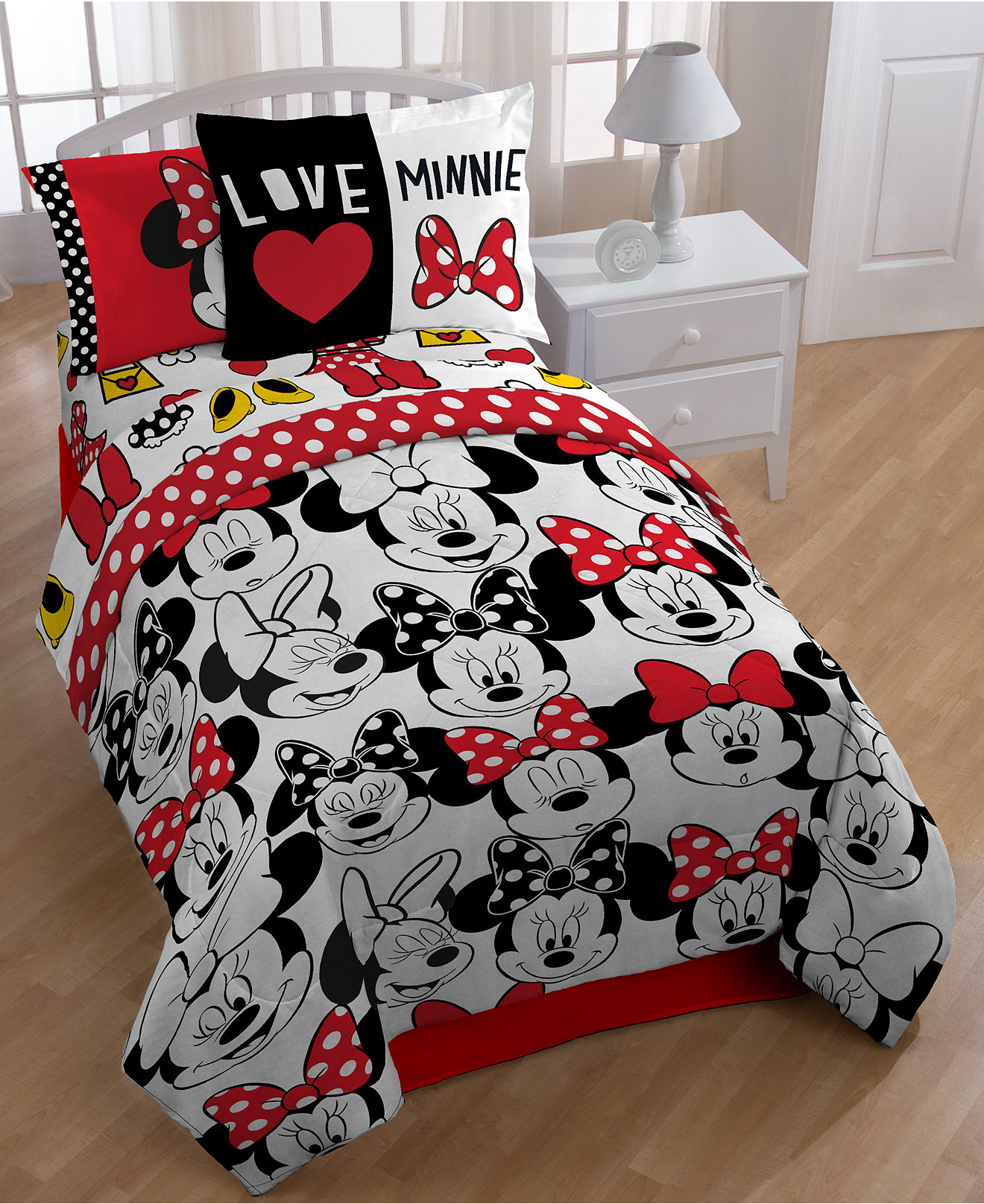 Baby cribs not made in china - Disney S Minnie Who Bedding Collection