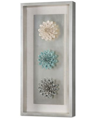 Uttermost Ceramic Florenza Wall Art