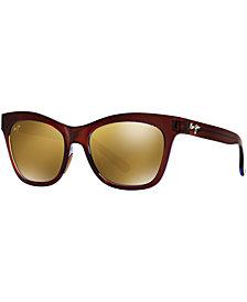 Maui Jim Polarized Sunglasses, 722 Sweet Leilani