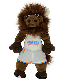 Forever Collectibles Oklahoma City Thunder 8-Inch Plush Mascot