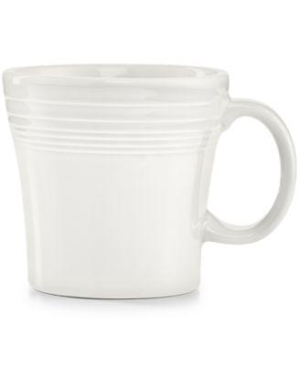 White Tapered 15-oz. Mug