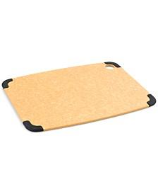 "Natural 14.5"" x 11.25"" Non-Slip Series Cutting Board"