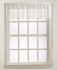 "CLOSEOUT! Joy Lace 60"" x 15"" Valance"