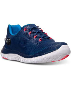 Reebok Men's ZPump Fusion Pu Cast Running Sneakers from Finish Line