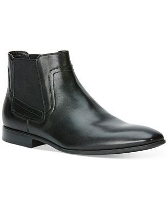 Calvin Klein Clarke Chelsea Boots - All Men\'s Shoes - Men - Macy\'s