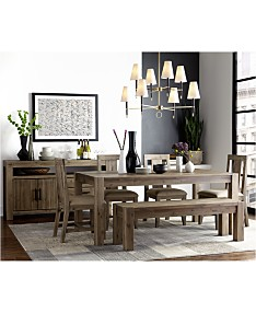 Table for 6 Kitchen & Dining Room Sets - Macy\'s