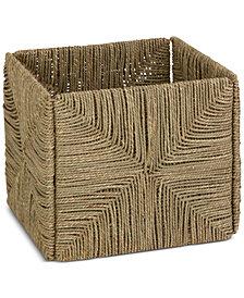 Honey-Can-Do Folding Seagrass Basket