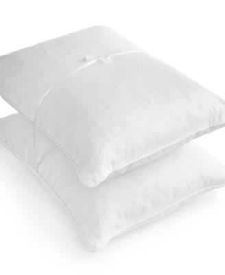 home design memory foam cluster pillow pack