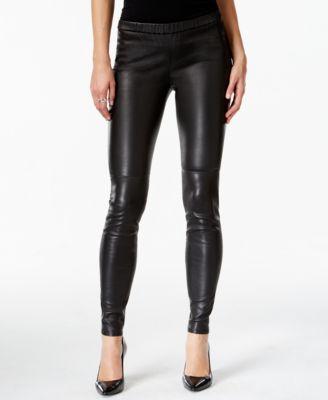 Faux Leather Leggings: Shop Faux Leather Leggings - Macy's