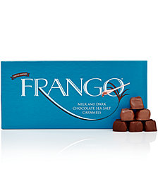 Frango Chocolates, 45-Pc. Milk and Dark Sea Salt Chocolates