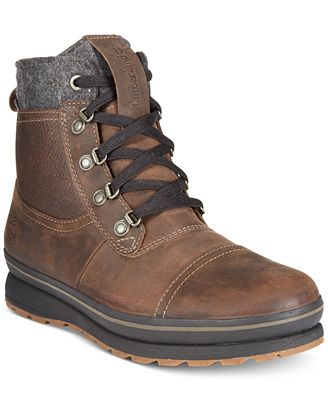 Waterproof Mens Boots: Chukka, Dress Boots, Slip-ons - Macy's