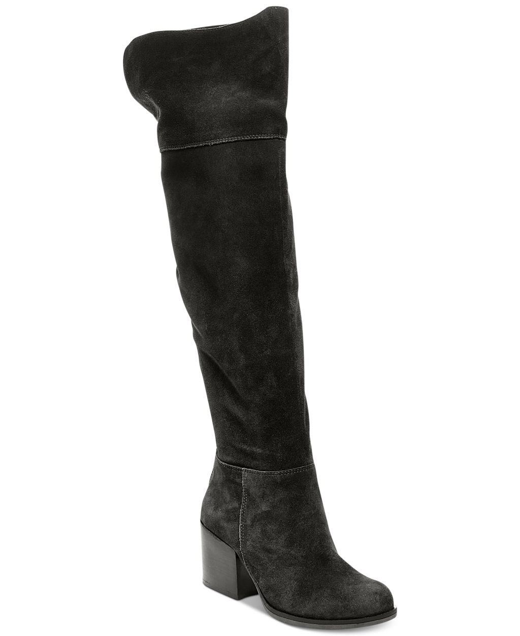 Steve Madden Manmade Sole Women's Orabela Over-The-Knee Boots