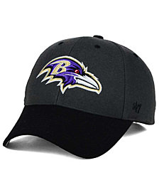 '47 Brand Baltimore Ravens Audible MVP Cap