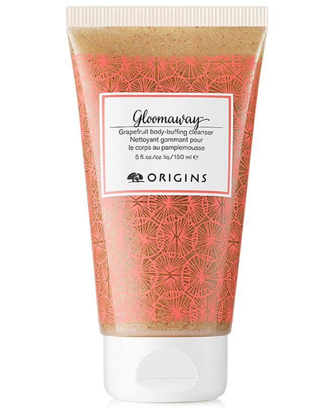 Origins Gloomaway® Grapefruit Body-Buffing Cleanser, 5 oz