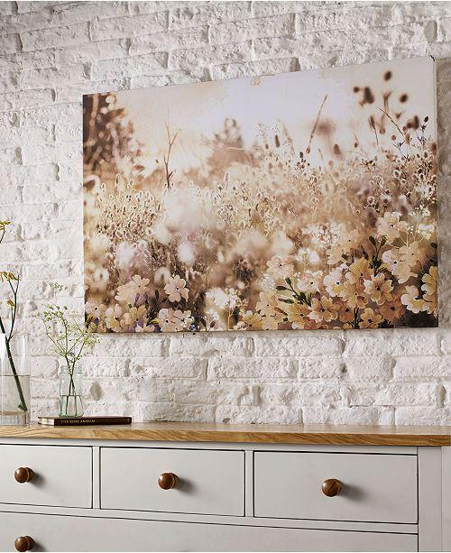 Graham & Brown Layered Meadow Landscape Wall Art - Wall Art - Macy\'s