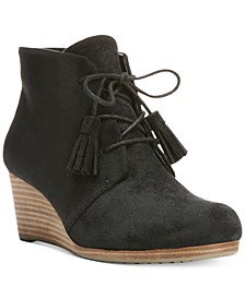 Dakota Wedge Booties
