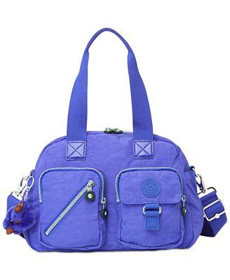 Kipling Handbags, Defea Medium Satchel