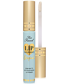 Too Faced Lip Insurance Smoothing Anti-Feathering Lip Primer