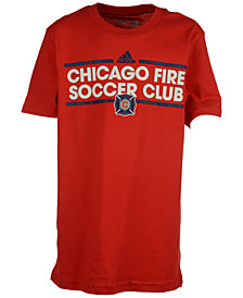 adidas Chicago Fire Dassler T-Shirt, Big Boys
