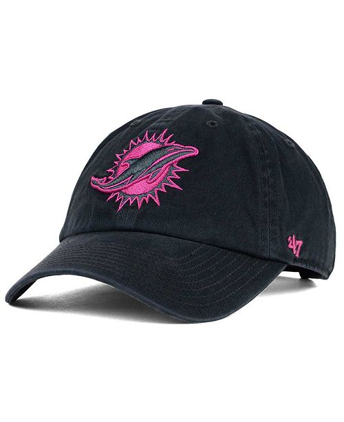 Macys Furniture Outlet Miami: '47 Brand Women's Miami Dolphins Clean Up Cap & Reviews