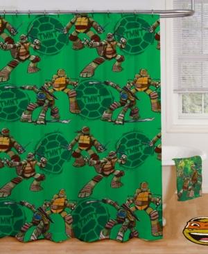 Closeout! Teenage Mutant Ninja Turtle Shower Curtain Bedding