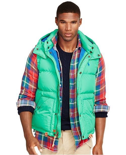 Polo Ralph Lauren Elmwood Down-Feathers Vest